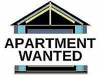 ** Apartment / Studio flat ** REQUIRED IN NORTHERN IRELAND