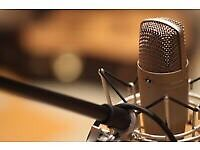 Song writer and singer required