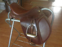 Almost New Saddle For Sale