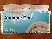 Summer Cool Duvet Quilt by The Sleepy Co. - DOUBLE size - TOG 4.5 - unopened