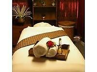 Magic hands massage relax and enjoy