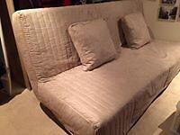 Ikea sofa bed, near new condition
