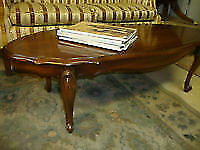 French Provincal Coffee Table (Antique)