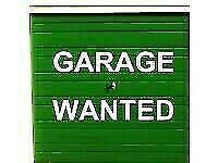 Garage Wanted to Rent