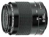 Canon EF 80-200mm f/4.5-5.6 II Zoom Lens