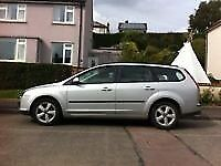 **2006** FORD FOCUS DIESEL ESTATE ** LONG MOT AND SERVICE HISTORY**