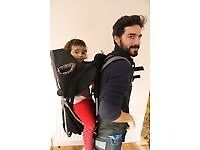 Mothercare Trekabout Baby Carrier Rucksack Hiking