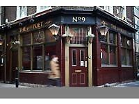 Full time kitchen porter wanted, The water poet, Spitalfields, London