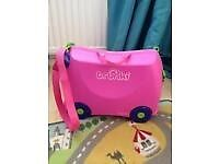 Trunki , she's great to travel