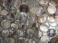 10x face value for old silver coins - 1% over spot for gold!