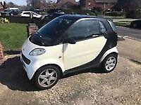 Smart Fortwo amazing car.