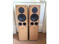 Pair of Eltax Symphony 6.2 floor standing speakers