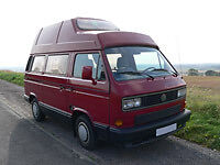 T25/T3 diesel Vanagon Westfalia Atlantic or/ou California