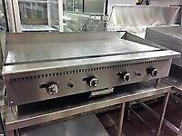 Gas Griddle 4 Burner EN258