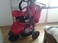 Mothercare 3 wheeler