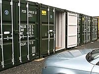Self-Storage in Cupar Starting at £5 per week