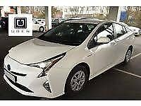 **MEGA SAVINGS!* *FREE CAR SERVICES**UBER Ready Toyota Prius RENT or HIRE **SAVE SAVE SAVE**