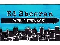 4 seats Ed sheeran may 3rd o2