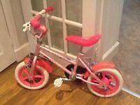 Girls Sparkle Glitz Bike... Excellent Condition