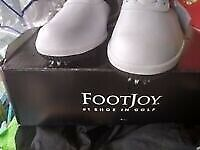Brand new Footjoy All Weather design waterproof Golf Shoes