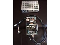 ARTESYN EMBEDDED TECHNOLOGIES NFS80-7606J AC/DC Power Supply with Cables & Frame