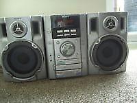 Sony MHCEC50 Mini Hifi System