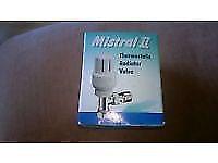thermostatic radiator valve TRV