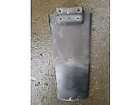 Yamaha aerox 50 2003 number plate holder