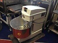 Dough Mixer IZMAK 20L spiral (nov)