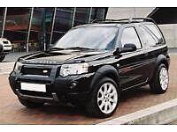 Landrover Freelander 3 door sport wanted