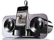 iPhone Musikstation