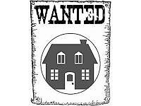WANTED 1 or 2 URGENT BEDROOM FLAT ONE OR TWO HOUSE