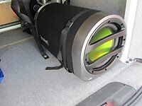 Fusion Sub Woofer - CS-AT 1100