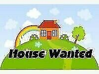 Wanted house to rent