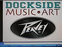 Peavey portable PA systems in stock at Dockside Music
