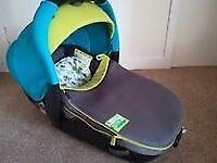 Jane matrix 2 car seat sleeper