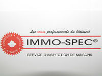 IMMO-SPEC SERVICES D'INSPECTION EN BÂTIMENT.