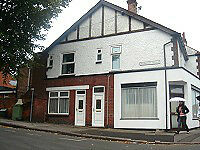Student Property On Park Road, Lenton