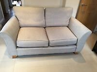 Light Beige M & S Sofa - Great Condition £1100 new - Can Deliver