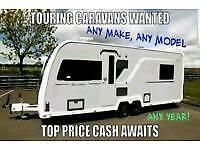 £££ looking for caravan camper or motorhome