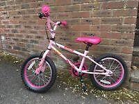 Girls apollo bike for sale