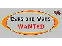 CARS VANS WANTED SAME DAY PICK UP MOTED OR NO MOT RING OR TXT ANY TIME