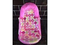 Summer Baby Bath Seat Pink