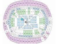Anthony Joshua V Klitschko 6 FLOOR SEATS ROW A, SECTION E