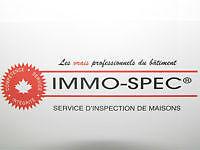 IMMO-SPEC SERVICES D'INSPECTION EN BÂTIMENT.