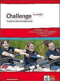 Challenge Nordrhein-Westfalen. Englisch für berufliche Gymnasien / Schülerbuch