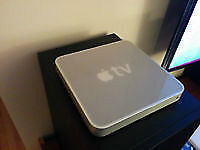 apple tv 1 with older version of xmbc white box with the apple