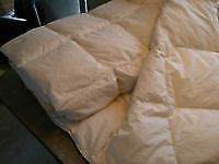 BRAND NEW DOWN FEATHER DUVET