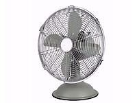 "BLYSS 12"" 3 SPEED DESK FAN...........Brand New Boxed"
