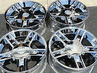 "20"" FORD F150 HARLEY WHEELS, CHROME, $1199.99 SET (905) 457-0728"